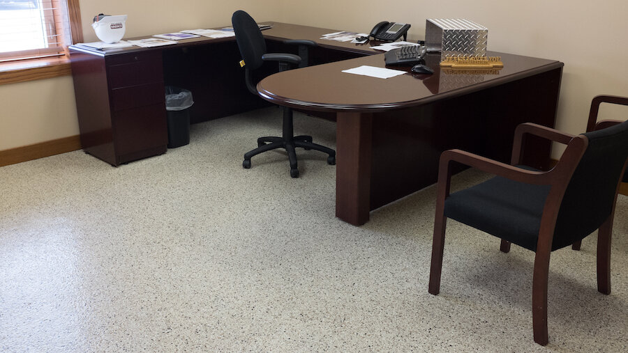 Concrete Floor Coatings of Arkansas