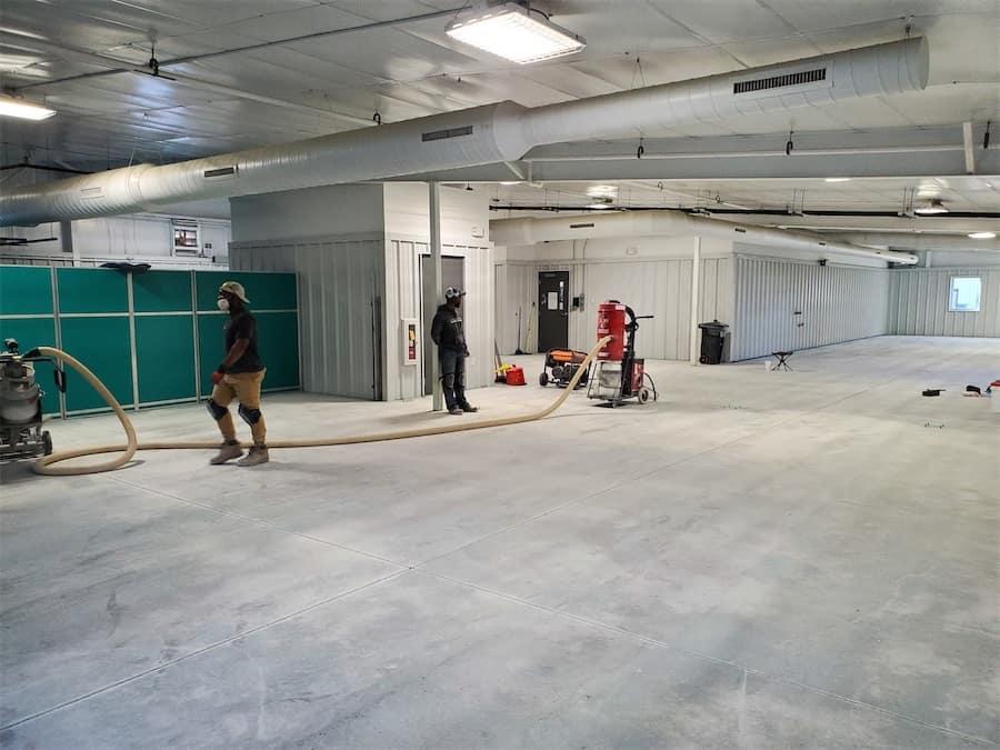 Concrete Floor Coatings of Arkansas
